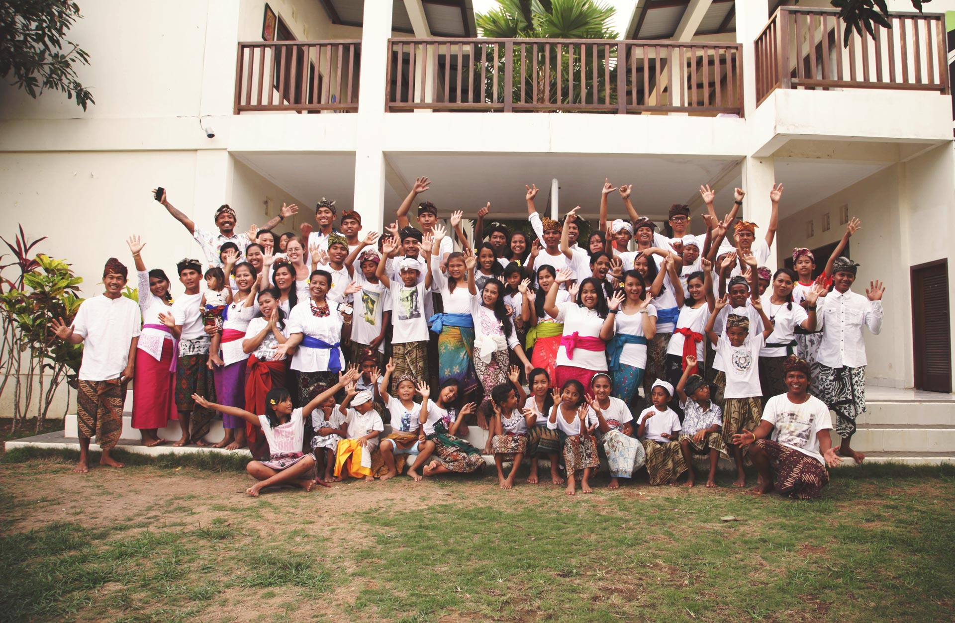 Help children living on the streets of Denpasar with Bali Life Foundation