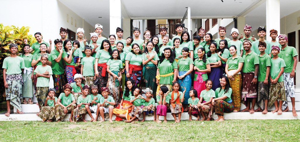 Bali Life Foundation: Giving Hope, Purpose and Dignity